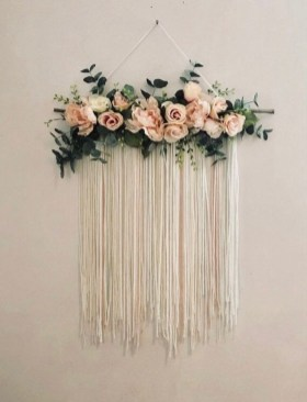 Awesome Diy Hanging Decoration Ideas For Bedroom That You Must Try07