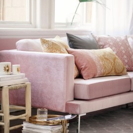 Best Pastel Living Rooms Design Ideas With Small Space To Have12