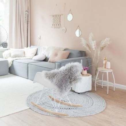 Best Pastel Living Rooms Design Ideas With Small Space To Have19