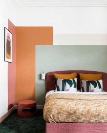 Captivating Colorful Bedroom Design Ideas That Looks So Lovely07