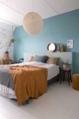 Captivating Colorful Bedroom Design Ideas That Looks So Lovely22