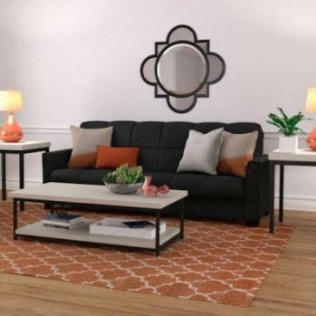 Charming Living Room Decoration Ideas With Minimalist Sofa To Try Asap07
