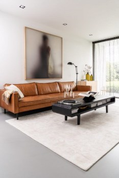 Charming Living Room Decoration Ideas With Minimalist Sofa To Try Asap08