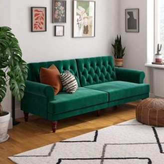 Charming Living Room Decoration Ideas With Minimalist Sofa To Try Asap15