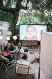 Chic Outdoor Home Theaters Design Ideas To Have Asap05