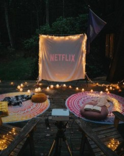 Chic Outdoor Home Theaters Design Ideas To Have Asap21