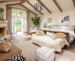 Fantastic Bedrooms Design Ideas With A View Of Nature13