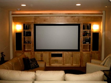Incredible Diy Entertainment Center Design Ideas That Look More Comfort06