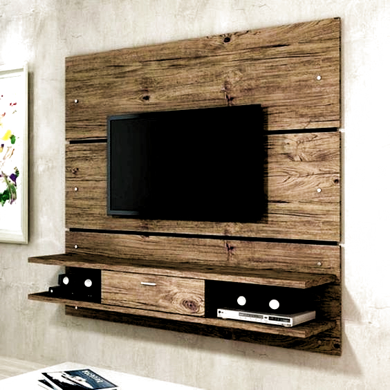 Incredible Diy Entertainment Center Design Ideas That Look More Comfort34