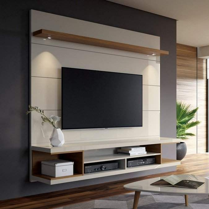 Incredible Diy Entertainment Center Design Ideas That Look More Comfort35