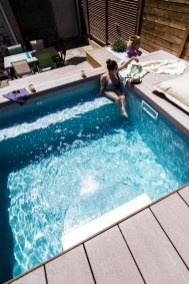 Inspiring Small Backyard Pool Design Ideas For Your Relaxing Place30
