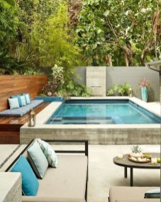 Inspiring Small Backyard Pool Design Ideas For Your Relaxing Place31