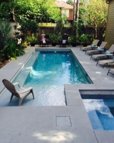 Inspiring Small Backyard Pool Design Ideas For Your Relaxing Place34