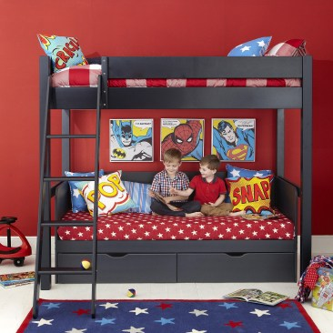 Latest Kids Bedroom Design Ideas With Spiderman Themes15