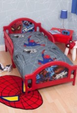 Latest Kids Bedroom Design Ideas With Spiderman Themes29