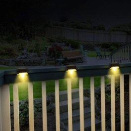 Lovely Deck Lighting Design Ideas For Cozy And Romantic Nuances At Night09