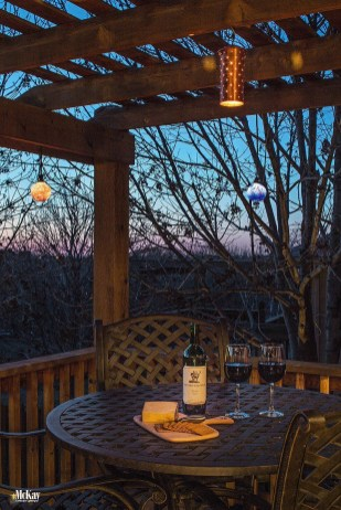 Lovely Deck Lighting Design Ideas For Cozy And Romantic Nuances At Night16