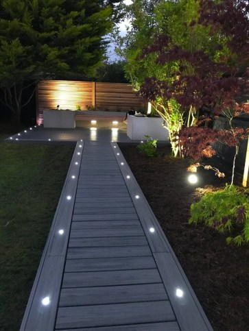 Lovely Deck Lighting Design Ideas For Cozy And Romantic Nuances At Night18