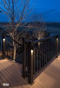 Lovely Deck Lighting Design Ideas For Cozy And Romantic Nuances At Night28