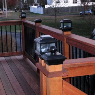 Lovely Deck Lighting Design Ideas For Cozy And Romantic Nuances At Night32