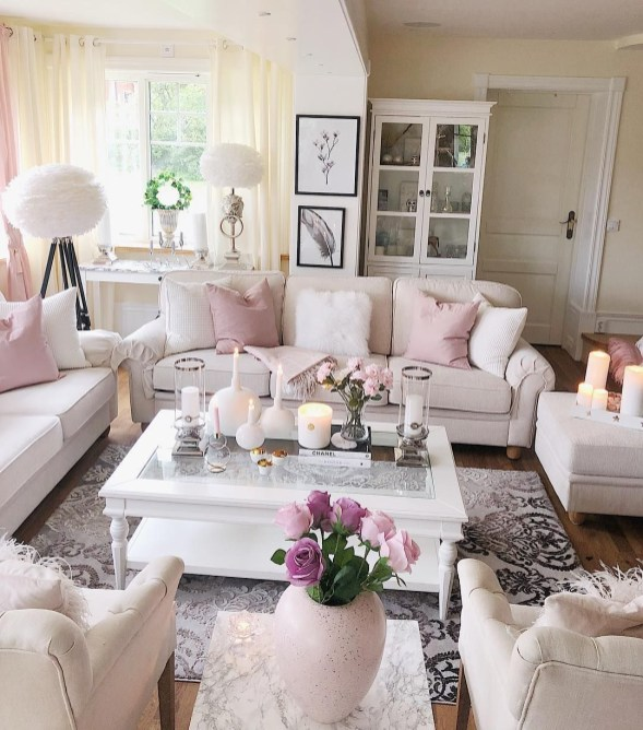 Rustic Spring Living Room Designs Ideas To Try Asap38