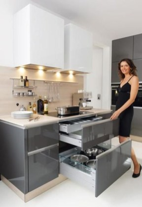 Top Small Kitchen Cabinet Design Ideas To Inspire You Today35