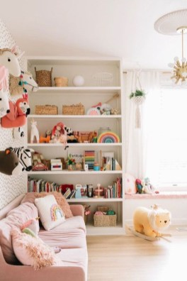 Trendy Kids Playroom Design Ideas To Try This Year17