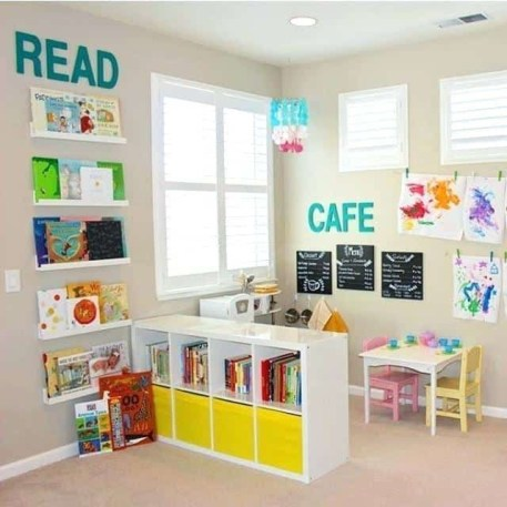 Trendy Kids Playroom Design Ideas To Try This Year23