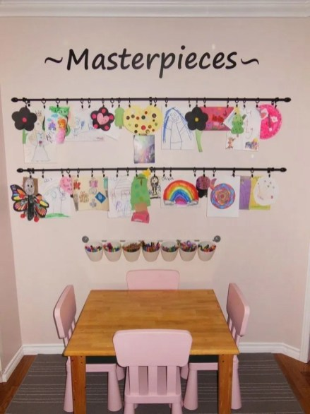 Trendy Kids Playroom Design Ideas To Try This Year25