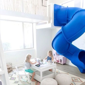 Trendy Kids Playroom Design Ideas To Try This Year26