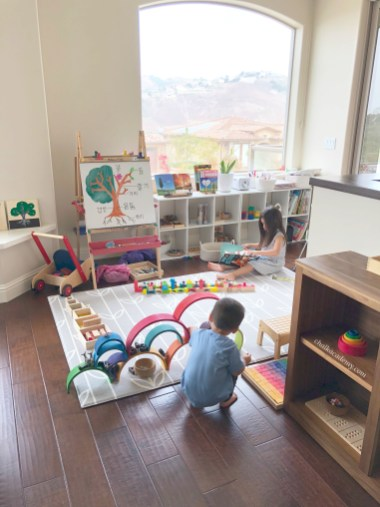 Trendy Kids Playroom Design Ideas To Try This Year34