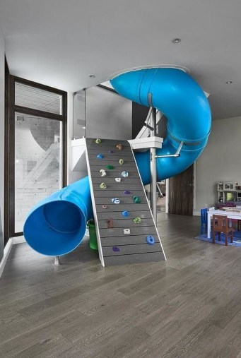 Trendy Kids Playroom Design Ideas To Try This Year35