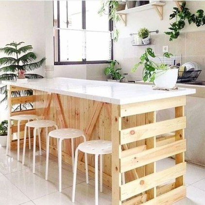 Unordinary Wooden Pallet Furniture Ideas That Is Easy For You To Make05
