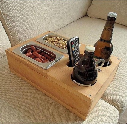 Unordinary Wooden Pallet Furniture Ideas That Is Easy For You To Make07