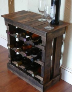 Unordinary Wooden Pallet Furniture Ideas That Is Easy For You To Make09