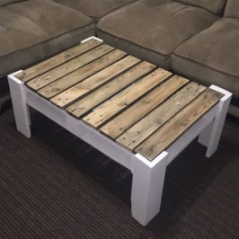 Unordinary Wooden Pallet Furniture Ideas That Is Easy For You To Make19