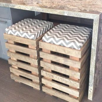 Unordinary Wooden Pallet Furniture Ideas That Is Easy For You To Make31
