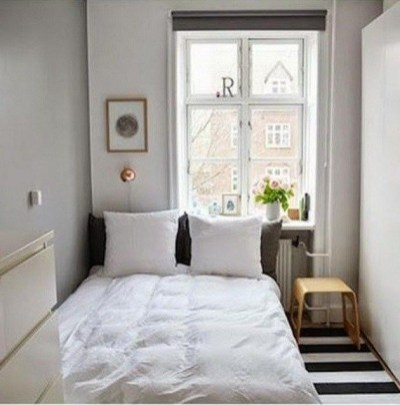 Unusual Small Bedroom Design Ideas For A Narrow Space12