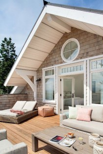 Wonderful Outdoor Living Room Design Ideas For Enjoying Your Days18