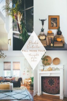 Affordable Fall Home Design Ideas On Budget 14