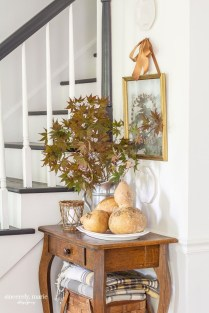 Affordable Fall Home Design Ideas On Budget 32