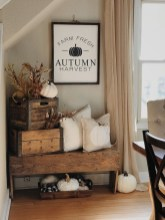 Amazing Diy Fall Farmhouse Decorating Ideas That You Need To Try 28