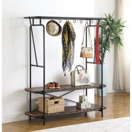 Awesome Diy Small Bedroom Design Ideas With Close Clothing Rack 05