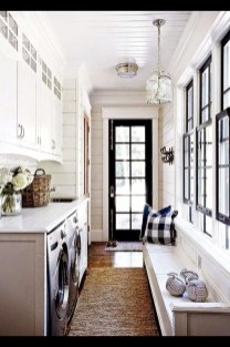 Awesome Farmhouse Mudroom Decorating Ideas To Try Asap 11