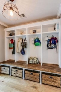 Awesome Farmhouse Mudroom Decorating Ideas To Try Asap 31