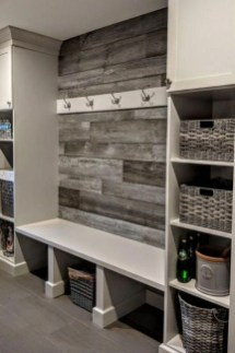 Awesome Farmhouse Mudroom Decorating Ideas To Try Asap 37