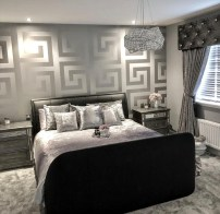 Best Bedroom Wallpaper Decor Ideas That Suitable For Your Family 11