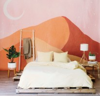 Best Bedroom Wallpaper Decor Ideas That Suitable For Your Family 45
