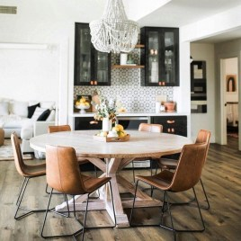 Elegant Dining Room Design Ideas That Will Amaze You 32