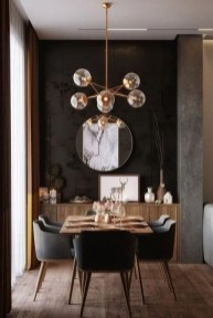 Elegant Dining Room Design Ideas That Will Amaze You 40